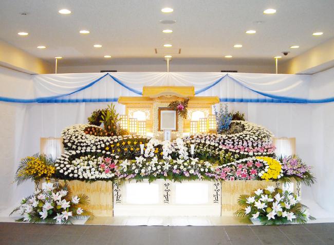 マイホーム葬